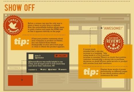 I 6 modi per avere un sito web a prova di social! [INFOGRAFICA] | INFOGRAPHICS | Scoop.it