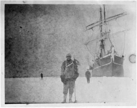 Des photographies vieilles de 100 ans découvertes dans les glaces de l'Antarctique | Photographie | Scoop.it