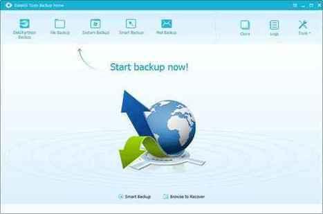 Giveaway of EaseUS Todo Backup 9.1 Home License Code - Techtiplib.com | Giveaway, Coupon | Scoop.it