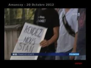 Disparition de Stan Maillaud, chasseur de pédophiles - Fr3 Région + N° Vert - 20 Octobre 2012 | Nemesis TV | Scoop.it