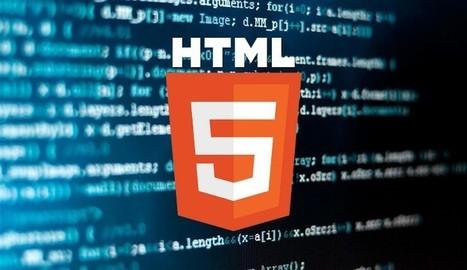 Curso gratis online con certificado para aprender a crear apps en HTML5 | NTICs en Educación | Scoop.it