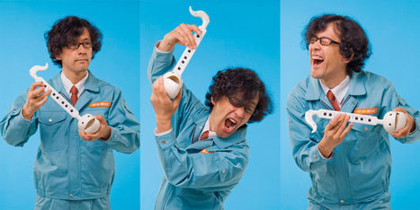 The Otamatone is as horrifying as it is satisfying | Strange days indeed... | Scoop.it