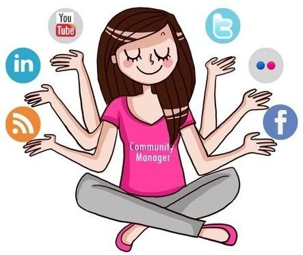 Community Manager : Un métier multi-tâches | community management | Scoop.it