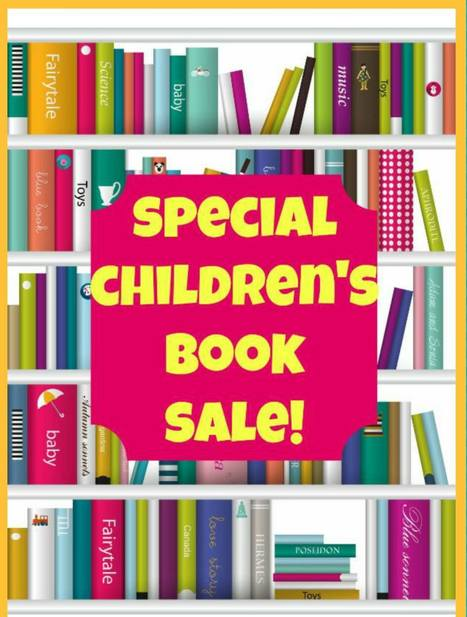 Williamson County Public Library holding children's book sale | Tennessee Libraries | Scoop.it