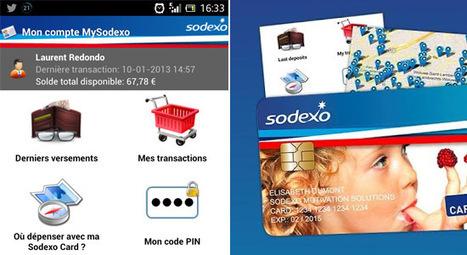 Sodexo propose une application pour gérer des chèques-repas électroniques   #VeilleDuJour   Scoop.it