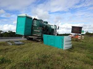 Portable toilets clog I-95 in Central Florida | The Billy Pulpit | Scoop.it