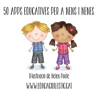 Educació i les TIC: 50 apps educatives per a nens i nenes | News of Pedagogics | Scoop.it