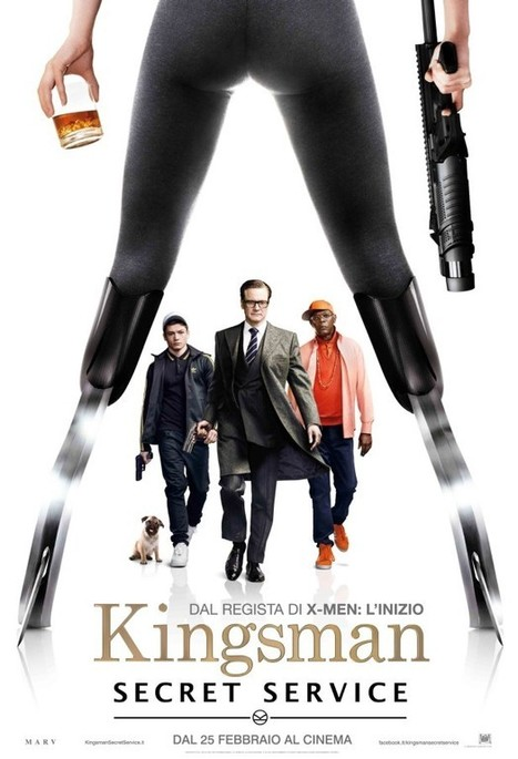 "Stories: ""Kingsman - Secret Service"" di Matthew Vaughn | Movies | Scoop.it"