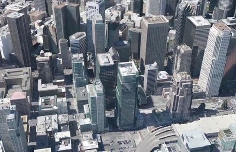 New 3D imagery from Google • TechMog | Aerial Mapping Weekly Update | Scoop.it