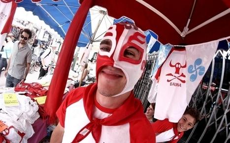 Fêtes de Bayonne 2015 : la braderie d'été en prélude des festivités | Revue de Web par ClC | Scoop.it