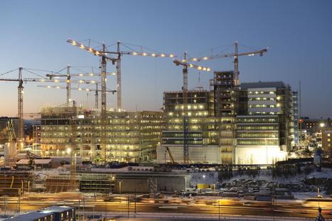 How Skanska Uses Building Information Modeling to Design Better Buildings | Cool Construction Stuff | Scoop.it