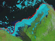 NASA: Warm Rivers Play Role in Arctic Sea Ice Melt - Jet Propulsion Laboratory | Inuit Nunangat Stories | Scoop.it