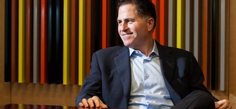 Michael Dell: We Can Change the World Through Entrepreneurship | The Innovation Economy | Scoop.it