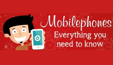 Visualistan: Mobilephones Everything You Need To Know [Infographic] | Latest Infographics | Scoop.it