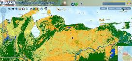 Cartografía online de América Latina y el Caribe