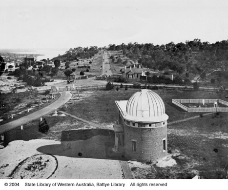 Kings Park Gates and Main Drive 1899 | Kings Park History | Scoop.it