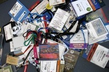 What's In a Name Badge? Tag Snobs Glad You Asked   Make A Unique Identity Using Corporate Badges   Scoop.it