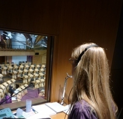 """""""Practice in a real setting"""": Heriot-Watt students improve their skills in the ScottishParliament 