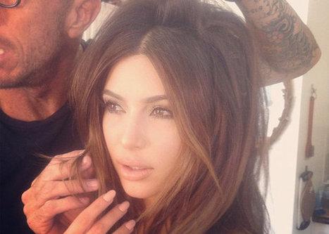 Kim K's instagrams: Hot as ever | Kim Kardashian | Scoop.it