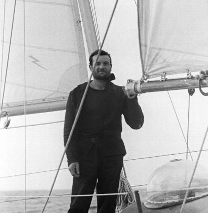 The Transat - Fifty years on from Eric Tabarly's historic 1964 victory - Sail World | OSTAR | Scoop.it