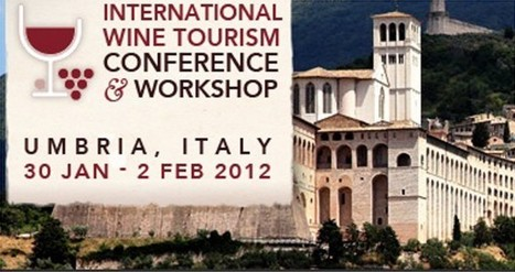 International Wine Tourism Conference   Wines and People   Scoop.it