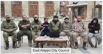 Aleppo, il sollievo della gente e la pressione mediatica | Notizie dalla Siria | Scoop.it