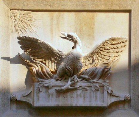Phénix (oiseau mythologique). | Les Héros Oubliés - Ressources documentaires | Scoop.it