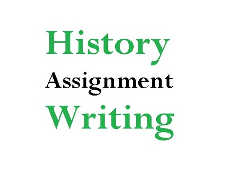 Avail High Quality History Assignment Writing Help From Us at Affordable Rate   Assignment Services   Scoop.it
