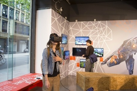 See The Future Through Virtual Reality At The Building Centre   cool stuff from research   Scoop.it