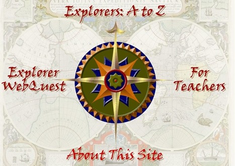 All About Explorers | Cool 5th Grade Science | Scoop.it