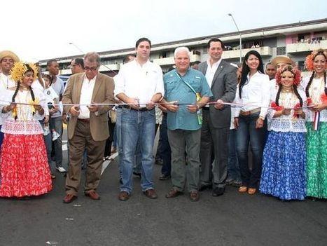 Conalvías inaugura viaducto en Panamá | LaEstrella.com.pa | Conalvías Panamá | Scoop.it