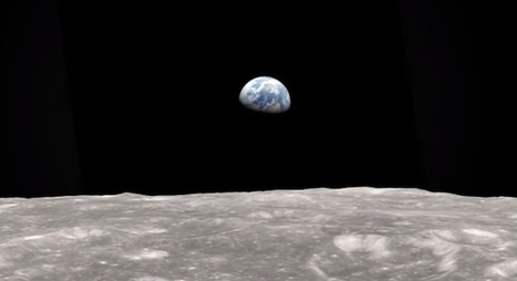 Earthrise: The 45th Anniversary   Studying Teaching and Learning   Scoop.it