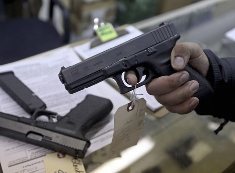 Unsurprising: Study Shows Criminals Don't Buy Their Guns Legally - Freedom Outpost | Criminal Justice in America | Scoop.it