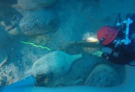 Un BIC bajo el mar   Arqueología romana en Hispania   Scoop.it