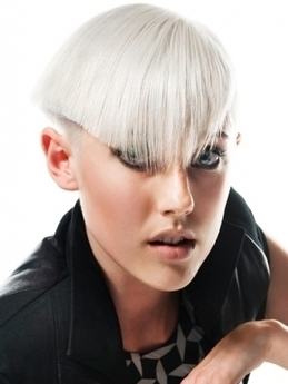Creative Short Hair Style Ideas - becomegorgeous.com | HNC Hairdressing Cutting | Scoop.it