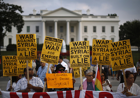 Minnesota delegation wants Obama to consult Congress on Syria | Calif. Gov. Brown Convenes California Governor's Military Council | Scoop.it