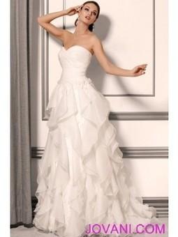 Jovani 10020 Wedding Dress | Beautiful Wedding Dresses | Scoop.it