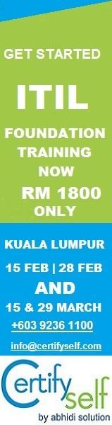 ITIL Foundation Training- Kuala Lumpur, Malaysia- February 15-16, 2014 | NET HUB | Scoop.it