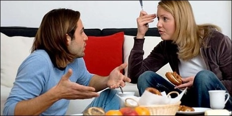 Les couples se disputent encore en cuisine - L'essentiel | Nov@ | Scoop.it