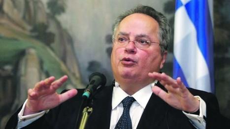 Grèce: Kotzias dénonce l'hypocrisie européenne - Gauchebdo | Sociétés & Environnements | Scoop.it
