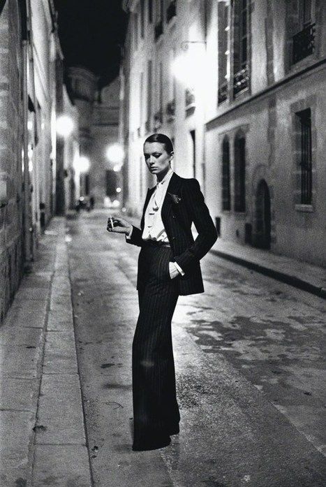 Helmut Newton exhibit at the Annenberg Space for Photography (L.A.)   Photo   Scoop.it