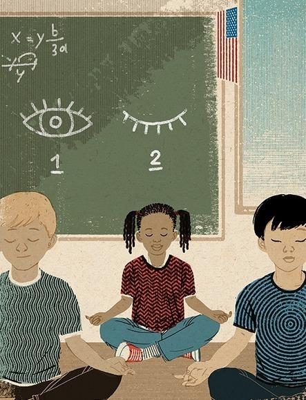 Does Mindfulness Belong in Public Schools? | Relaxed school | Scoop.it
