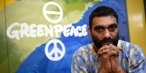 Greenpeace Head Offers Up Himself As Bail | Environmental sustainability is our future. | Scoop.it