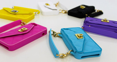 Stylin and Dialin On Shelves - pursecase Now Available At Kitson - Los Angeles Fashion - The LA Fashion magazine | Best of the Los Angeles Fashion | Scoop.it