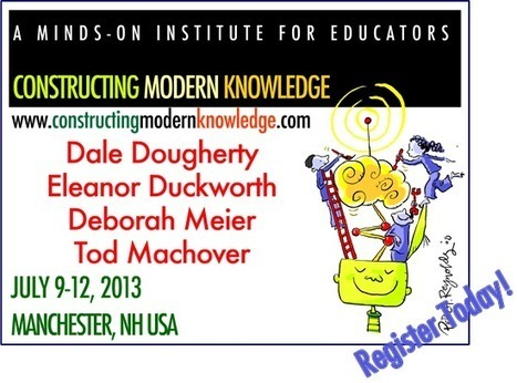 Constructing Modern Knowledge   Leadership and Professional Development   Scoop.it