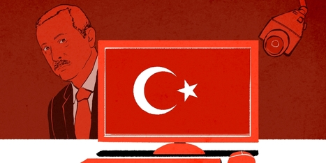 The anti-censorship tech inspired by Turkey's oppressive regime | Information Technologies and Political Rights | Scoop.it