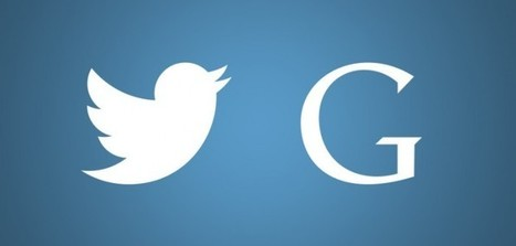 Comment faire indexer vos tweets par Google ? | Pharma Strategic | Scoop.it