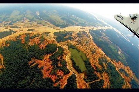La minería ilegal se ensañó con la Amazonia | Agua | Scoop.it