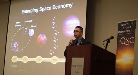 Space conference leaves delegates starry-eyed | The Journal | More Commercial Space News | Scoop.it