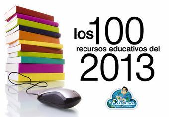 LA EDUTECA | Los 100 recursos educativos del 2013 ~ La Eduteca | Herramientas y recursos educativos TIC | Scoop.it